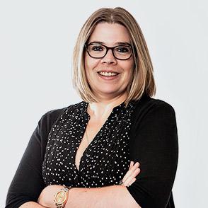 Emilie Morin fait partie de l'équipe technique du Groupe Cailleau immobilier Bordeaux